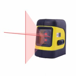 Wholesale Ranging Level - Wholesale-Laser Level 2 lines self levelling ( in the range of 4 degrees) horizontal and vertical Mini size
