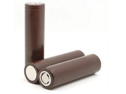bateria escondida Desconto Alta Qualidade HG2 18650 Bateria 3000 mAh 35A MAX Baterias De Lítio Recarregáveis Para Células LG VS HE2 HE4 Baterias