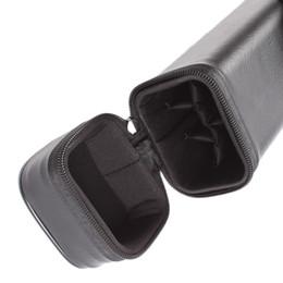 Estojo de transporte para bastão de bilhar 5 Buracos Durable Black 2x3 1/2 Hard Case Pool Cue de Fornecedores de brinquedo de carro de madeira atacado