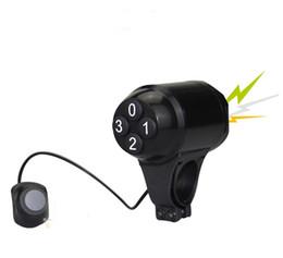 Wholesale Alarm Horn Speaker - SUNDING SD-603 Waterproof Loud Cycling Electric Bicycle Horn Password Bike Handlebar Ring Bell Alarm Cyclist Accessories Speaker