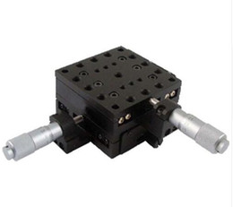 Крестообразный подшипник онлайн-Перемещение PH-205H XY 13mm, высокопроизводительный пересеченный этап подшипника ролика линейный, ручной многомерный этап
