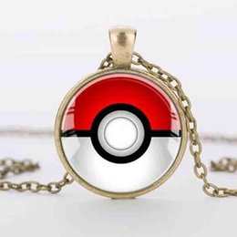 Wholesale Red Ball Chain - Factory Direct Fashion Restore Ancient Ways Pets Magical Baby Spirit The Ball Time Jewel Necklace 50cm stainless steel jewelry