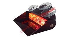Wholesale Dash Deck Light - Super Bright Slim 1W Gen 3rd Technology LED Dash Deck Grille Emergency Warning Light Recovery Light