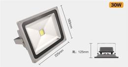 2019 batería led luces de trabajo Luz de inundación de 50W LED, fábrica de la lámpara al aire libre de la lámpara del proyector del reflector de la luz 10W20W30W a prueba de agua directa