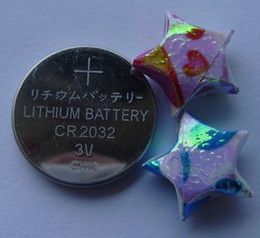 1000 шт. / лот, CR2032 литиевая кнопка сотовый аккумулятор монета клетки для ключей автомобиля светодиодные фонари 100% свежий от