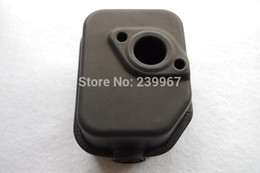 Wholesale Parts Mower - Muffler fits Honda GXV160 GXV140 HR215 HRB215 HRC216 HRM215 Mower free shipping replacement part # 18310 ZE7 013