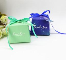 Wholesale Trapezoidal Box - European Style Candy Boxes Wedding Candy Bag Trapezoidal FERRERO ROCHER Box Party Carton Gift Box Wedding Supplies