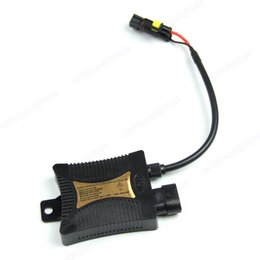 Wholesale Hid Slim 55w Ballast Replacement - DC 12V 55W Digital Car Xenon HID Conversion Kit Replacement With Slim Ballast Blocks for Headlights H1 H3 H7 H11 hot selling