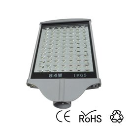 Wholesale Led Light China Price - 84 Watt led street lights price High brightness Bridgelux Chip factory price 84w led street light warm white for road made in china