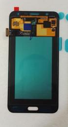 Черный агрегат Цифрователя экрана касания дисплея LCD для Галактики E7 E700 Samsung supplier e7 screen от Поставщики экран e7