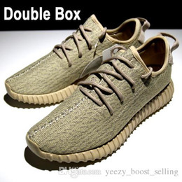 Wholesale Pirate Patches - Double Boxed Boost 350 Newest Update Version Pirate Black With Suede Patch 350 Boost Cushioning Men WOMEN Running Shoes Sneaker Size 13