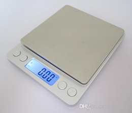 Wholesale Precision Digital Bathroom Scale - Wholesale 2016 New Hot Sell 500g 0.01 g Precision Digital Kitchen Weighing Scale with LCD Screen Free shipping