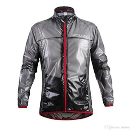 Wholesale raincoat bike - 2015 Wo Sawei new bike riding raincoat hooded raincoat portable waterproof clothing BC228