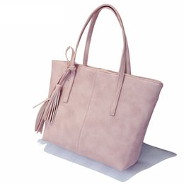 Wholesale Large Leather Bags For Women - 2017 New Designer Famous Brand Tote Bag Big Shopping Bag Large Shoulder Hand Bag Bags for women Leather Handbag