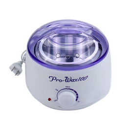 Wholesale Depilatory Wax - Warmer Heater Professional Mini SPA Hands Feet paraffin Wax Machine Emperature Control Kerotherapy Depilatory Health Care 0606016