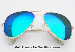 Wholesale Frame Glasses Online - Hot Sale Mirror lens Top Brand High Quality Gradient Style UV400 for Men Women Sunglasses Online
