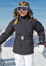 Wholesale Warm Ladies Hooded Parka Coat - New Fashion Brand Ladies Short Design Coat Winter White Duck Down Greenland Jackets Women Outdoor Warm Slim Hoody Ski Down Parkas Coats S-XL