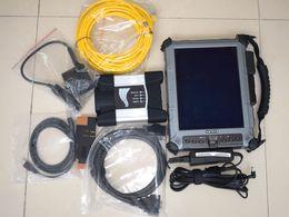 Wholesale Xplore Tablet - 2018.01 for BMW ICOM Next Laptop Xplore ix104 Tablet i7cpu ICOM Next A2+B+C for BMW Diagnostic Tool BMW ICOM A2 LAPTOP