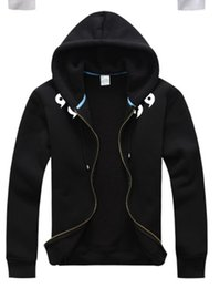 Wholesale Women S Coat Tails - Naruto Ten Tail Human Column Black Hoodie Coat Fashion Cosplay Happy Yohe