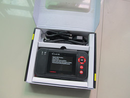Wholesale Obdii Airbag Cable - Launch creader VIII CRP129 code reader OBDII EOBDII CRP 129 for Engine transmission anti-lock braking system airbag obd ii scanner