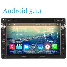 Wholesale Stereo Dvd Vw Golf - ndroid 5.1.1 Quad Core HD 1024*600 Car DVD Radio GPS For VW Volkswagen Transporter T4 T5 GOLF 4 MK4 Jetta POLO Sharan Passat