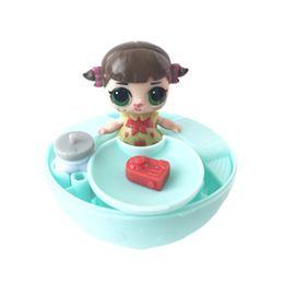 Wholesale Little Girls Toys - 4pcs X LOL Surprise Lil Sisters Dolls Series 1 Little Toy