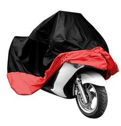 guitarras de stock privado Rebajas Cubierta de motocicleta impermeable L XL XXL Moto motocicleta Cubierta de scooter de lluvia Lluvia UV Prevención de polvo Cubierta a prueba de polvo al aire libre