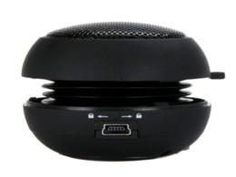 Wholesale Vibrate Speaker - 3 Colors For Choose Cute Mini Hamburger Portable Speaker 3.5mm Devices Player mini vibrating speaker