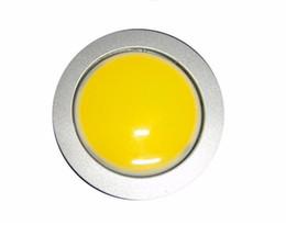 Spot led 7w mr16 dimmable en Ligne-Prix de gros vente chaude Super Bright 7W Blanc Chaud Blanc Froid Led Spot LED COB GU10 Dimmable Cob LED Spot Licht Lampe Spot AC85-265V