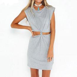 Wholesale Womens Tight Dresses - Wholesale- Summer dress women vestidos rompers womens sexy dress women's clothing tights beach dress