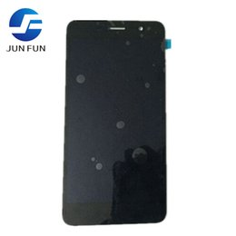 Wholesale Smartphone Replacement Glass Screens - Wholesale- Smartphone parts LCD Display Touch screen digitizer touchscreen panel sensor lens glass replacement for Huawei Y6 Pro Enjoy 5