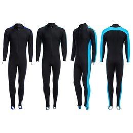 Wholesale Man Diving Suit - Neoprene Women Men Scuba Men Dive Wetsuit Spearfishing Wet Suit Surf Diving Equipment Split Suits for Spear Fishing swimming Rash Guard