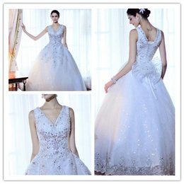 Wholesale Ancient Gold Beads - 2017 lace wedding restoring ancient ways, beaded sequined real bridal gown wedding dress, free shipping, professional custom wedding dress,