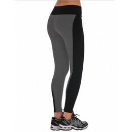 Wholesale Wholesale Fitness Clothing Women - Wholesale-Women Sport Leggings For Running Training Bodybuilding Fitness Clothing Gym Clothes For Women Elastic Leggins Mujer AUR