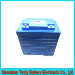 Wholesale Mobility Electric Scooter - 12.8V 100Ah Rechargeable LiFePO4 Lithium ion Battery; For Solar   Energy   Mobility   Scooter   Bike   Carts   electric bike battery