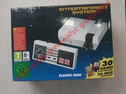 Wholesale Tv Game Wholesalers - Classic Edition Game Player Portable Game Players 30 Classic US EU Version With Retail Pakcing Box By DHL Free