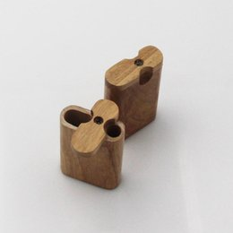 Wholesale Pcs Material - Real wood of wood dugout, will make your herbal keep natural herbal smell, attach With 1 PC pipe. Note: only use leftover material productio