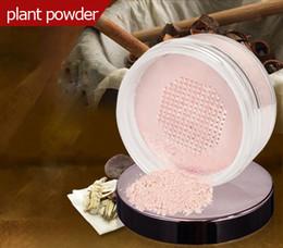 Wholesale Essence Powder - Wholesale-Health Natural Rose Plant Essence Makeup Concealer Loose Powder 15g Top Quality Continuous Fix Enhance The Contour Lines