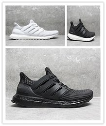 ADIDAS ULTRA spinta 3.0 TRIPLO BIANCO Primeknit CONTINENTALE NMD tutte le taglie