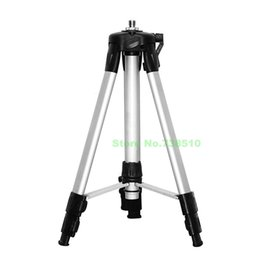 """Wholesale Laser Tripod - Wholesale-Portable High quality 1.2m Adjustable Height thicken aluminum Tripod 5 8"""" male threads laser level tripod"""