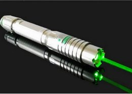 Wholesale Laser Green Pointer 5in1 - 5in1 532nm Strong green laser pointer wicked lazer torch+glasses+charger+gift box Free Shipping