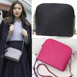 Wholesale Red Patent Bags - Wholesale-popular brand women bags 2017 New designer brand women messenger bags patent leather Handbags Shoulder Bag Women shopping bag