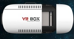 Wholesale Simulator 3d - 2016 Best VR BOX 2 Google Cardboard Plastic VR BOX II Virtual Reality Headset Simulator 3D Glasses for IOS Android System Smartphone