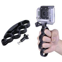 Wholesale Gopro Thumb Screws - Handheld Finger Grip Mount Monopod Tripod Handle Holder with Thumb Screw for GoPro Hero HD 4 3+ 3 2 1 Wholesale