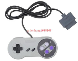 Wholesale nintendo bit - NEW 16 Bit Controller for Super for Nintendo SNES System Console Control Pad