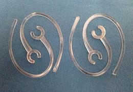 Wholesale Ear Hook Loop - 4pcs set Earhook for Plantronics M1100 M100 975 925 M155 M250 Earloop Ear Hook Loop
