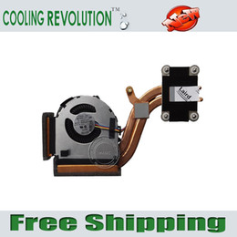 Lenovo радиатор для ноутбука онлайн-Wholesale- COOLING REVOLU heatsink with fan for Lenovo IBM X220 X220I X230 laptop heatsink cooler FRU: 04W0435 60.4KH17.001 04W6923 04W6931