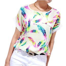 Wholesale Cheap Black Summer Blouse - Wholesale- Big Size Blouse XXXXL 6XL Plus Women Tops Cheap Clothes China Body Female Blusa Feminina Shirts Ladies Casual Summer Blouse Tops