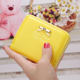 Wholesale Cheap Vintage Clutches - 8 Color Fashion PU Women Wallet Multifunctional Zipper Long Wallet Vintage Ladies Clutch Thin Cheap Coin Purse Card Holder