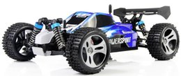 Wltoys A959 2.4G Radio Control remoto RC Coche Kid Modelo de juguete Escala 1:18 Nueva ruedas de goma a prueba de choques Buggy Highspeed Off-Road desde fabricantes